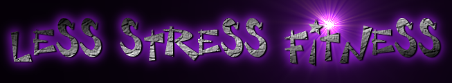 Less Stress Fitness Custom Shirts & Apparel
